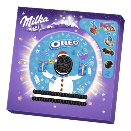Milka & Oreo Adventskalender 286 g