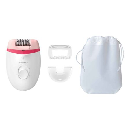 PHILIPS Epilierer Satinelle Essential BRE255/00