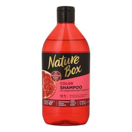 Nature Box Color Shampoo Granatapfel 385 ml