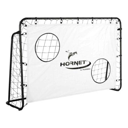 Fussballtor Hudora Hornet 180 mit Torwand