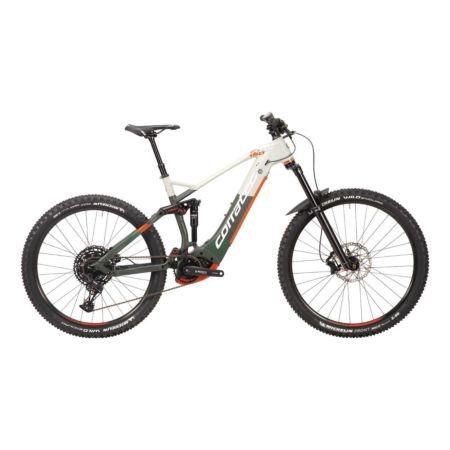 E-Fullsuspension Bike Corratec E-Power RS 160 Elite