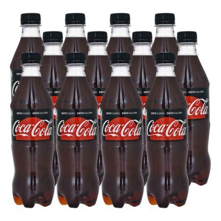 Coca-Cola Zero 12 x 50 cl