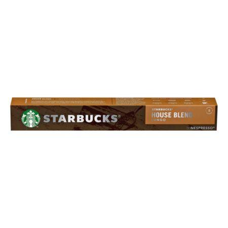 Starbucks House Blend Nespresso 10 Kapseln
