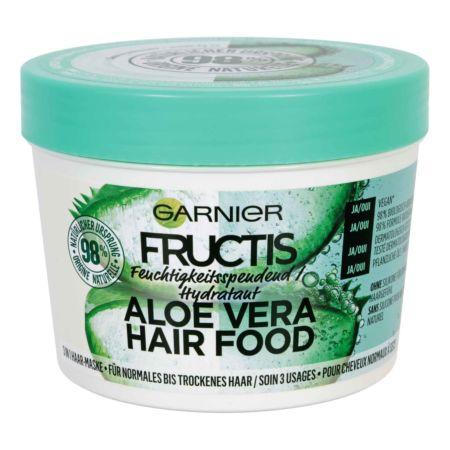 Garnier Fructis Haarmaske Aloe Vera Hair Food 390 ml