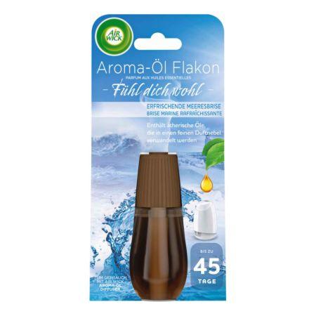 Air Wick Nachfüller Aroma-Öl Flakon Erfrischende Meeresbrise 20 ml