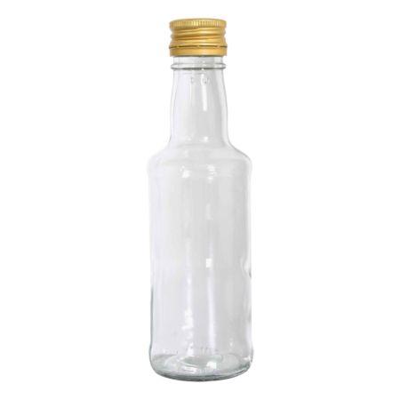Flasche mit Schraubkappe 200 ml