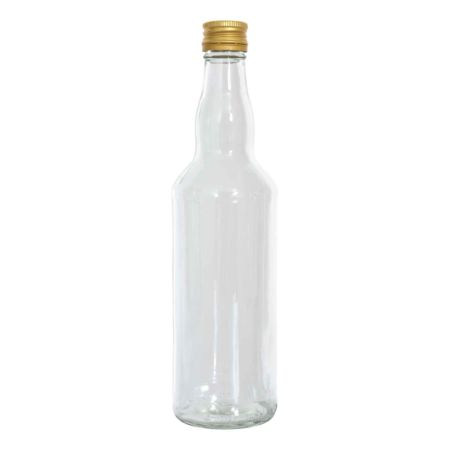 Flasche mit Schraubkappe 500 ml