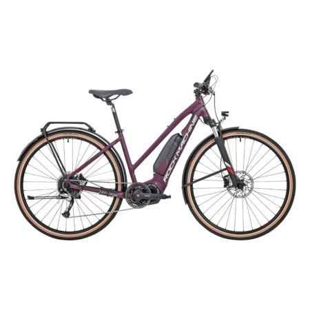 E-City/Trekking Bike Rock Machine Crossride e500 Lady