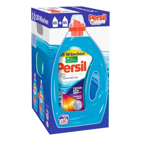 Persil Gel Professional Color 2 x 65 WG