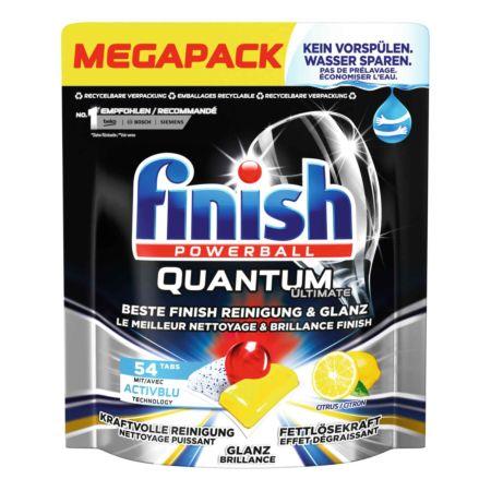 Finish Powerball Quantum Ultimate Citrus MEGAPACK 54 Tabs