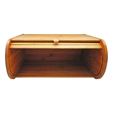 Brotbox aus Bambus