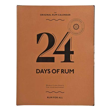 Adventskalender 24 Days of Rum 24x2cl