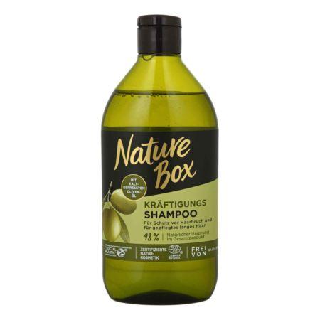 Nature Box Kräftigungsshampoo Olive 385 ml