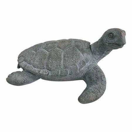 Deko-Figur Schildkröte 56 x 27 x 47 cm