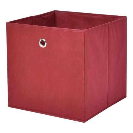 Faltbox DICE dunkelrot