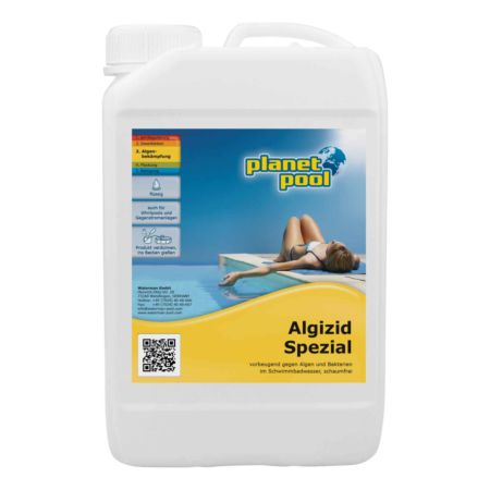 Planet Pool Algizit spezial flüssig 3L