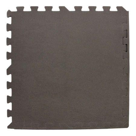 Pool- und Bodenschutz Platten Set à 9 Stück grau