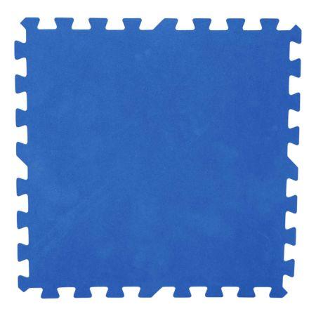 Pool- und Bodenschutz Platten Set à 9 Stück blau