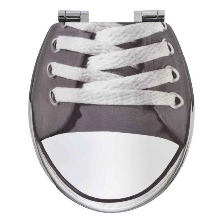 WC-Sitz Sneaker mit Absenkautomatik