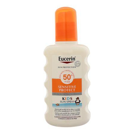 Eucerin Sensitive Protect Kids Sun Spray LSF 50+ 200 ml