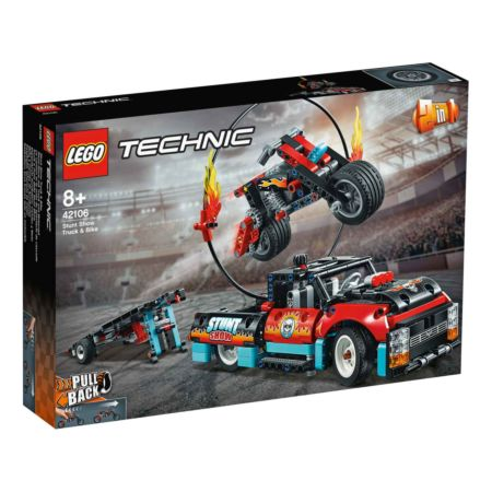 Lego® Technic® Stunt-Show 42106
