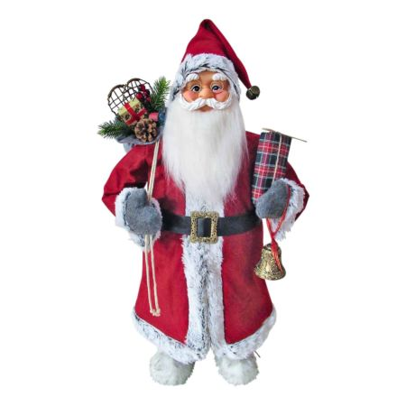 Santa stehend, 80cm