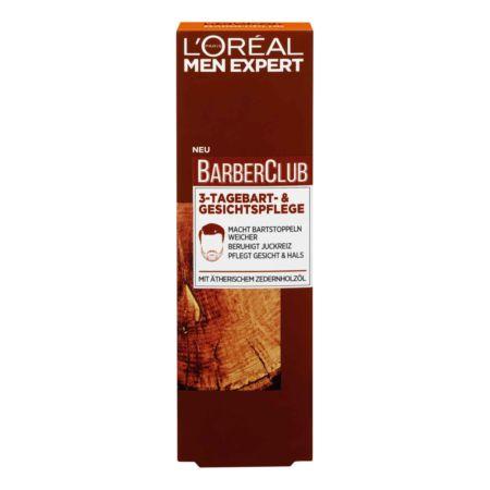 L'Oréal Men Expert Barber Club 3-Tagebart- & Gesichtspflege 50 ml