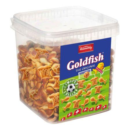 Kambly Goldfish Fussball Edition 750 g