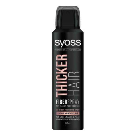 Syoss Fiberspray Thicker Hair