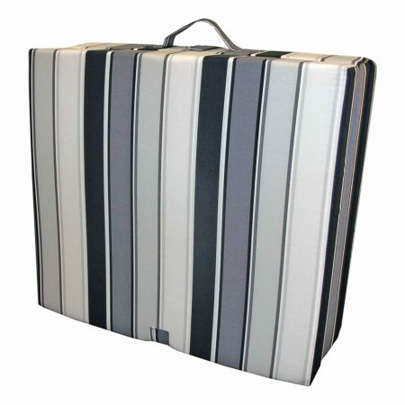 Faltmatratze Stripes 70 x 190 cm