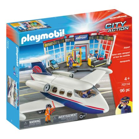 PLAYMOBIL City Action Flughafen (70114)