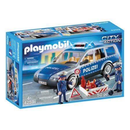 PLAYMOBIL Polizei-Einsatzwagen 4259