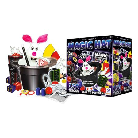 Magic Hat Zauber-Set