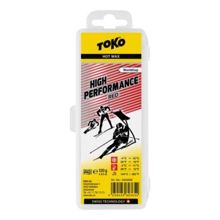 Toko High Performance, red, 120g, PFC 2020