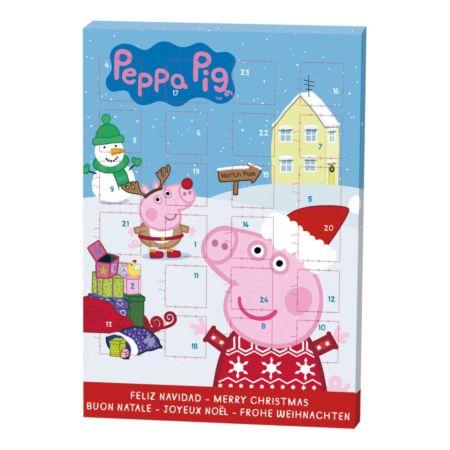 Adventskalender Peppa Pig 65 g