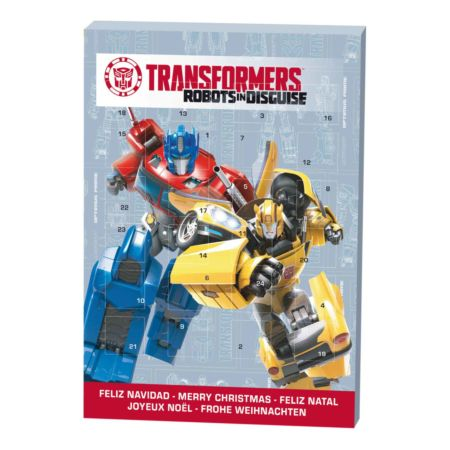Adventskalender Transformers 65g