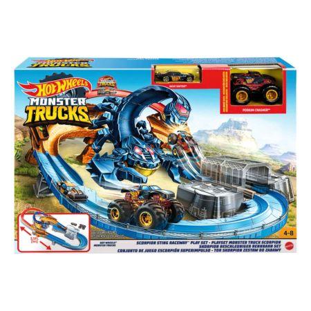 Hot Wheels Monster Trucks Scorpion Set