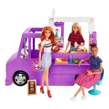 Barbie Fresh 'n Fun Food Truck Spielset