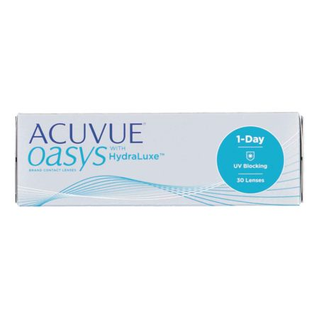 1-Day Acuvue Oasys with Hydraluxe 30 Linsen