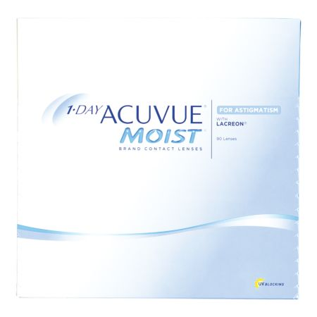 1-Day Acuvue Moist for Astigmatism 90 Linsen