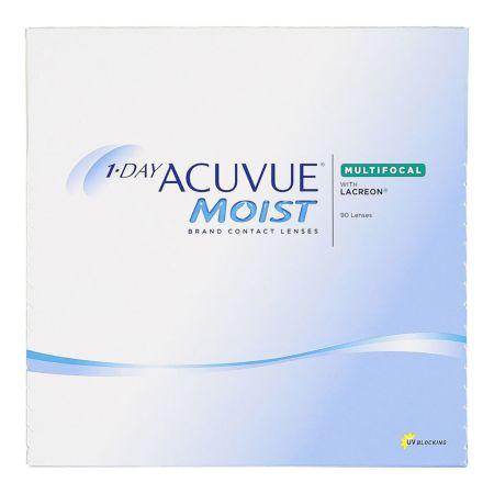 1-Day Acuvue Moist Multifocal 90 Linsen