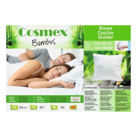 Cosmex Bambus Kissen