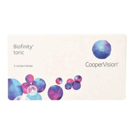 Biofinity Toric 3 Linsen