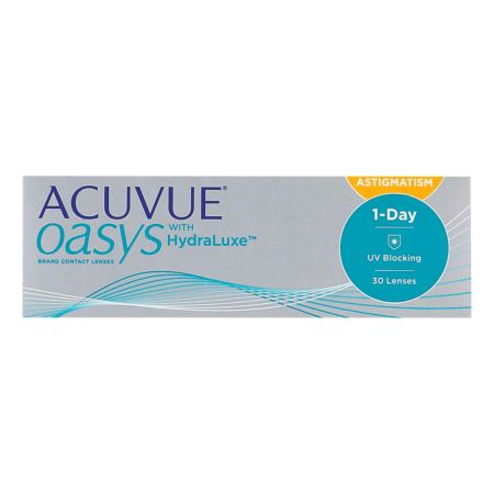 1-Day Acuvue Oasys for Astigmatism 30 Linsen