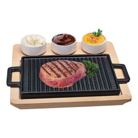 Nouvel Hot Pan Set Square