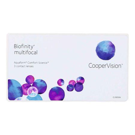 Biofinity 3 Linsen