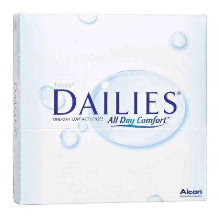 Focus Dailies All Day Comfort 90 Linsen