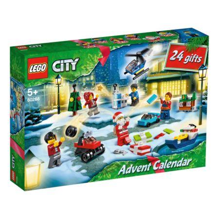 LEGO City Adventskalender 2020 (60268)