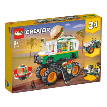 LEGO Burger-Monster-Truck (31104)