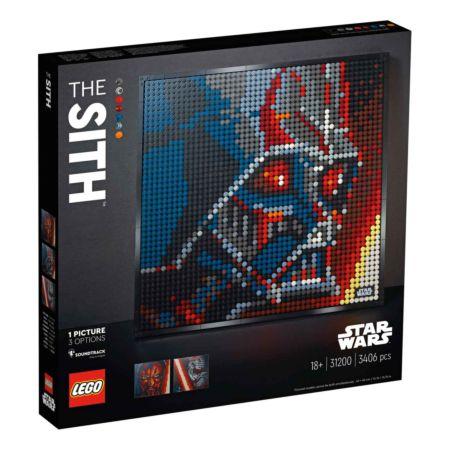 Lego Art Set Star Wars: Die Sith (31200)